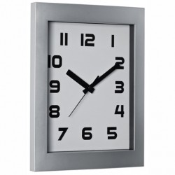 Horloge Murale rectangulaire