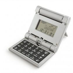 Horloge calculatrice 3fold