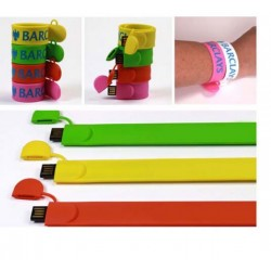 Cle usb bracelet