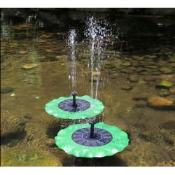 Fontaine solaire pour bassin