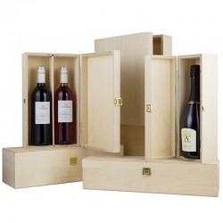 Coffret bouteille de vin