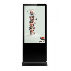 """Totem Ecran 55"""" Digital signage USB"""